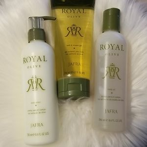 Jafra Royal Olive Duo